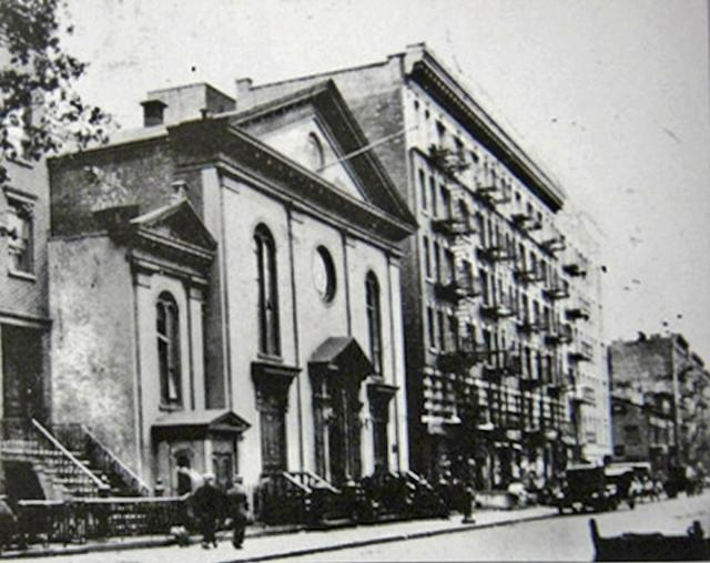 South 2nd Methodist 1922