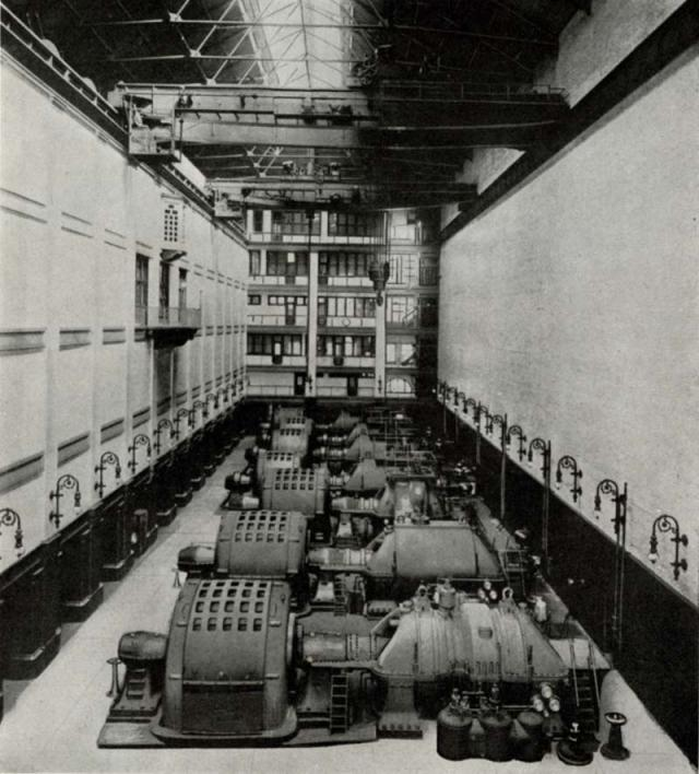 BMT Turbine Hall