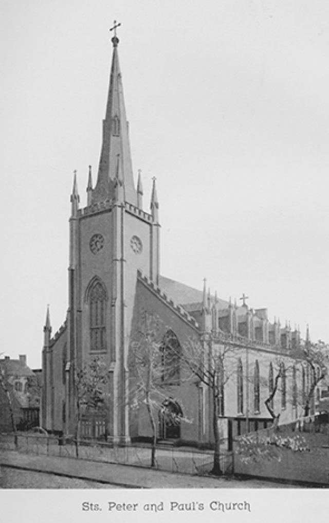 St. Peter & Paul 1895