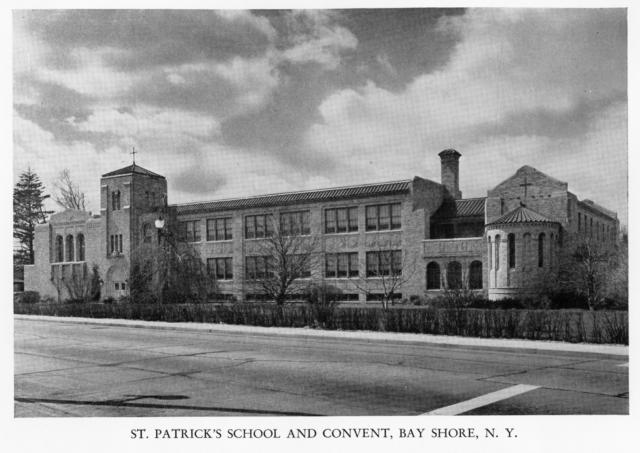St. Patrick School and Convent, Bayshore
