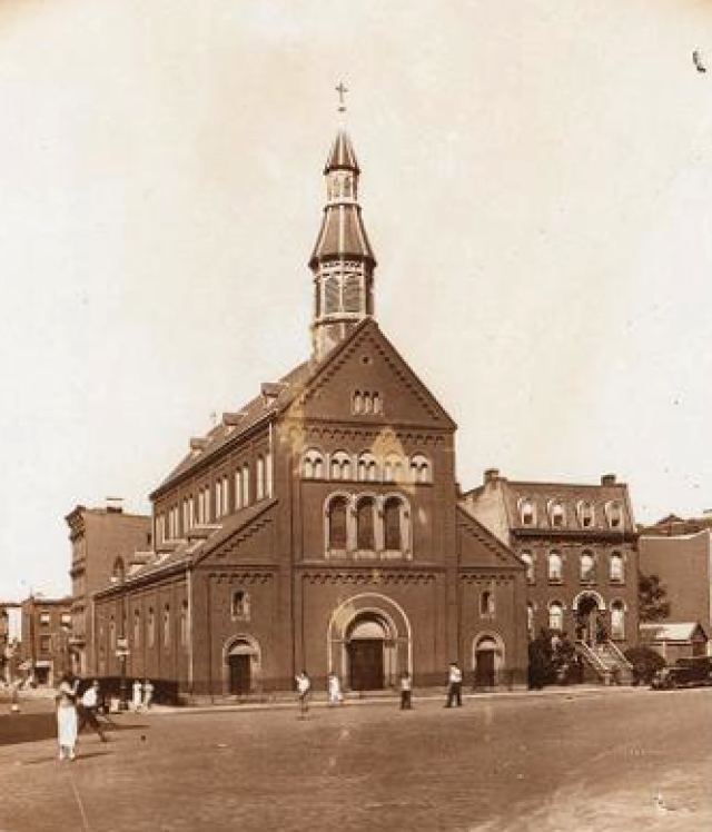 Annunciation Church 1935