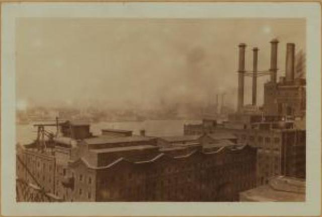 Domino Refinery, ca. 1930