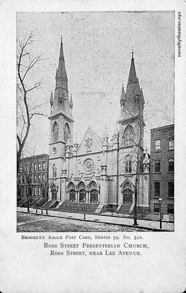 Ross Street Presbyterian Church