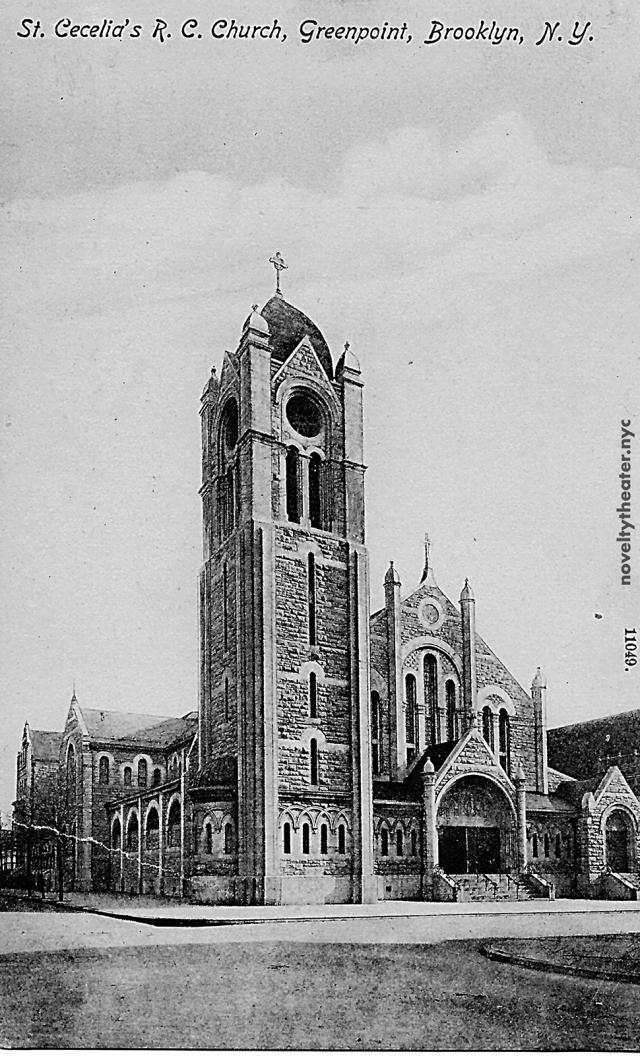 St. Cecilia RC Church, Greenpoint