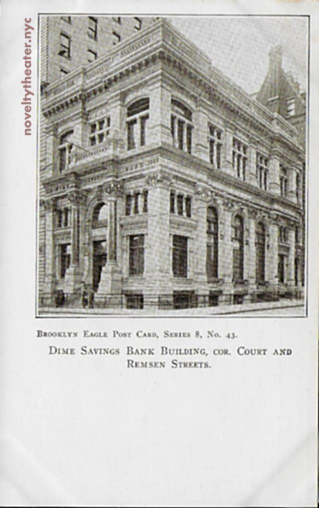 Dime Savings Bank Court Street