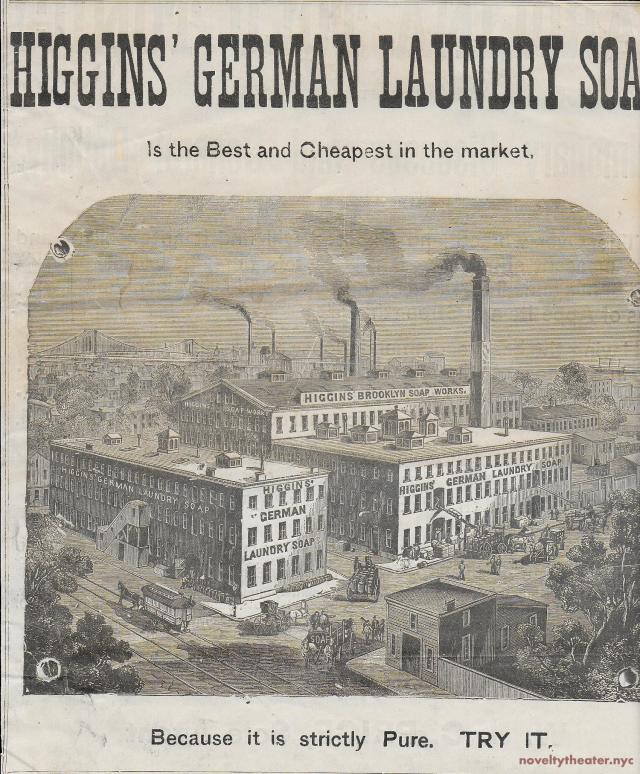 Higgins German Laundry Soap